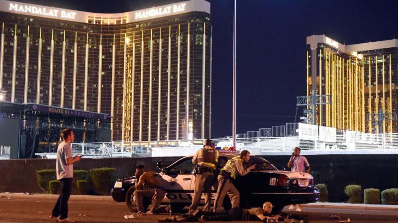 Las Vegas shooting probe shows 'progress but no result'