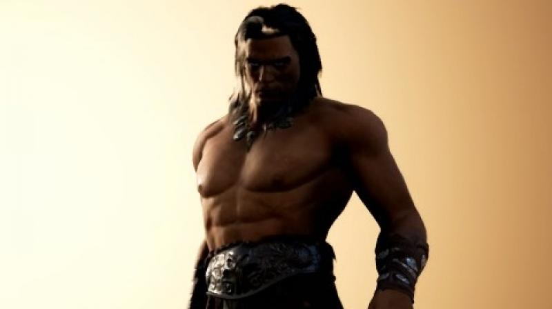 The game is an addition in the Conan series (Photo: YouTube)