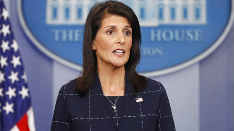 UN Ambassador Haley: Human Rights Council