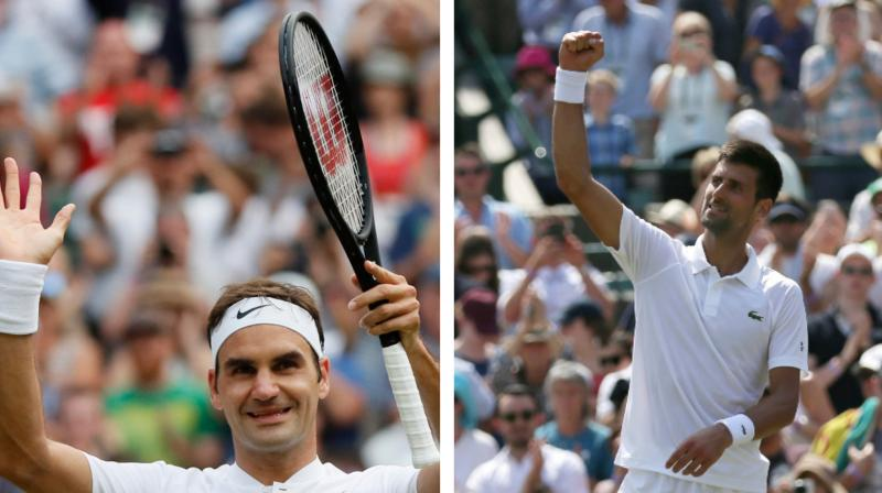 Djokovic, Federer romp to 3rd round