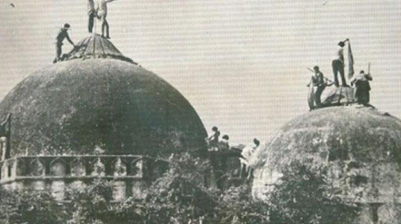 No disciplinary action likely against any 'Babri Masjid conspiracy' charged leaders: BJP