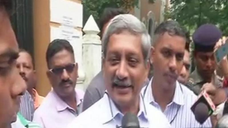 Goa CM Parrikar wins the Panaji bypoll
