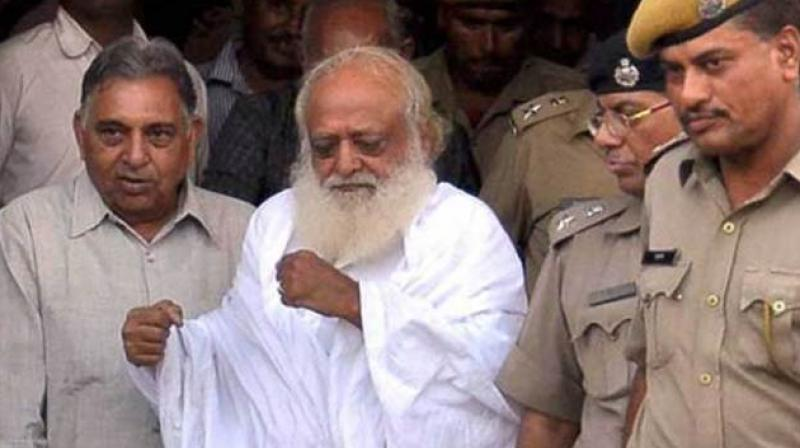 SC questions Gujarat over slow pace of Asaram trial