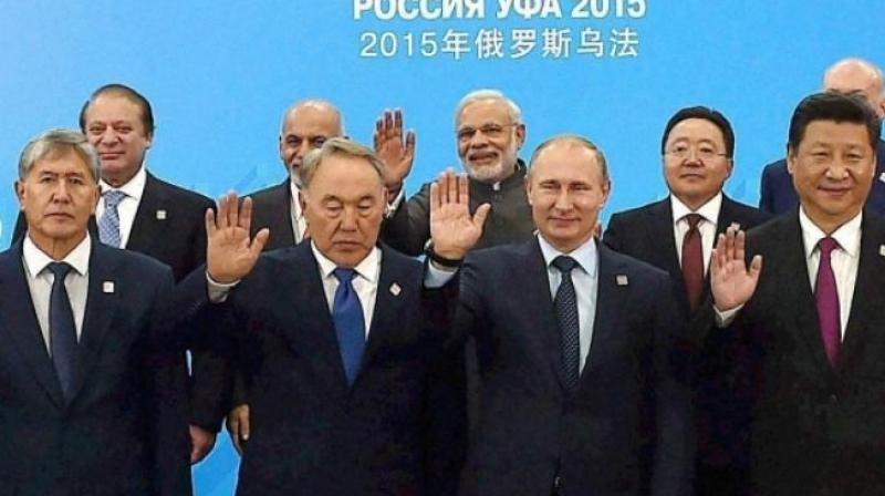 PM Modi addresses SCO summit, says coordinated efforts needed to combat terror