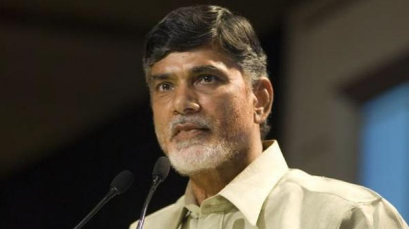 YSR paid naxalites money to kill me says Chandrababu Naidu