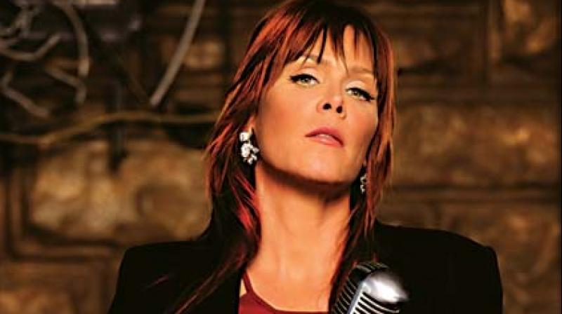 Beth Hart will perform on  April 22 at  St.John's Auditorium