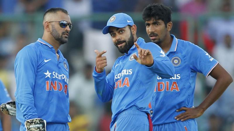 Virat Kohli and co will look to get back into the groove with the two warm-up games. (Photo: BCCI)