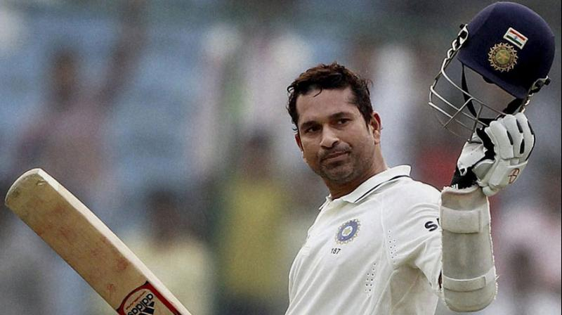 When a waiter helped Sachin Tendulkar improve his batting!
