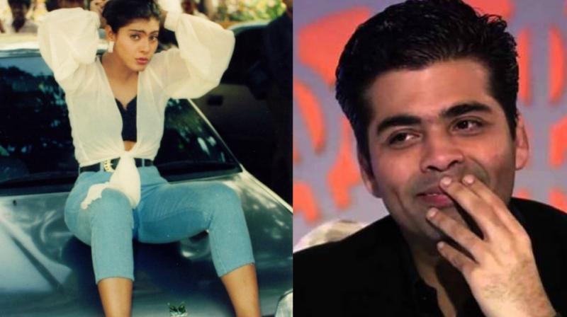 Kajol and Karan Johar have worked in multiple films together.