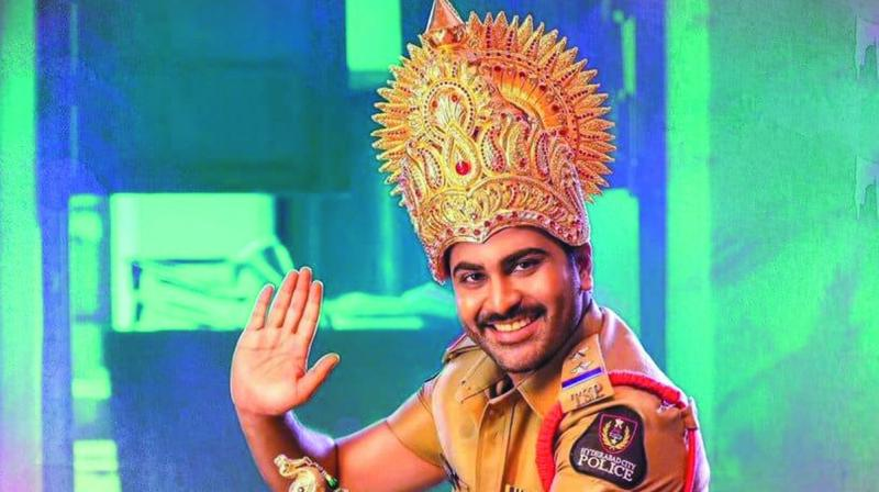 Sharwanand's Radha Movie Review; Radha Rating (2.5/5) - Routine Story Brings Lag