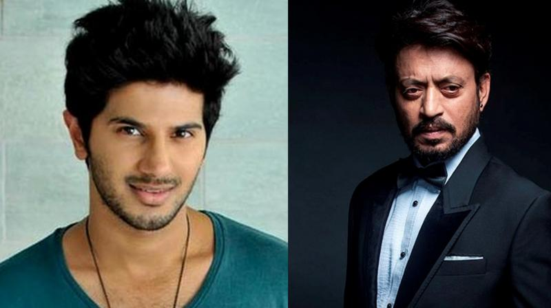 Dulquer makes B'wood debut through Irrfan starrer