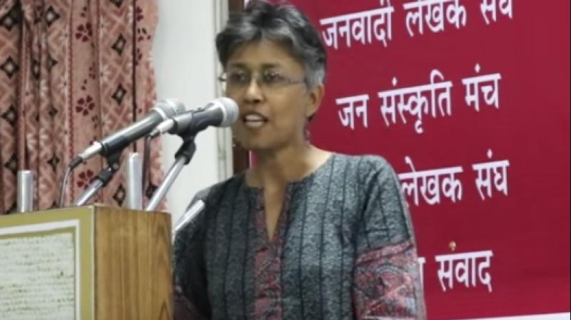 Case filed against DU professor Nandini Sundar over tribal man`s