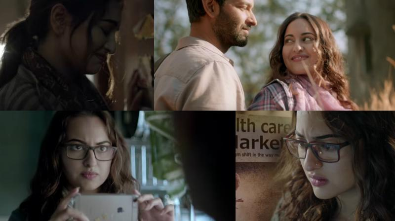Sonakshi Sinha's Noor: 'Dalit' & other censor cuts