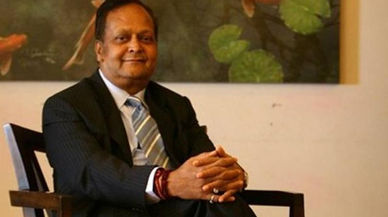Chairman of Dainik Bhaskar group Ramesh Chandra Agarwal dies