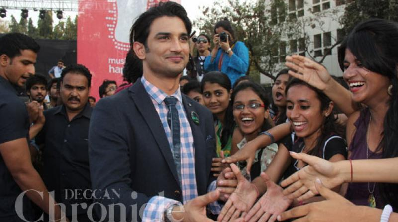 Sushant Singh Rajput: I won't play myself on