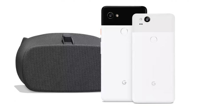 Google Banks On AI With New Pixel 2 Smartphones