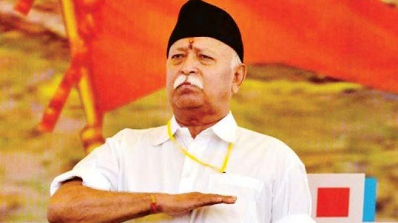 Cow protection beyond religion, 'pious gau rakshaks' needn't fear govt: Bhagwat