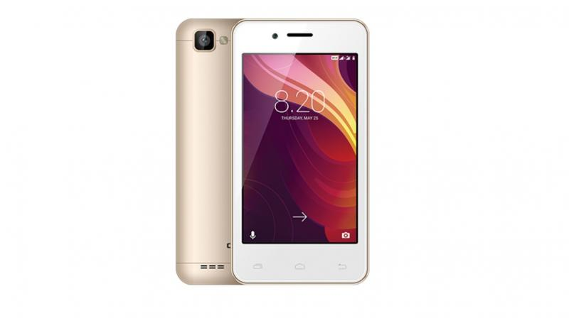 Airtel Celkon Launch Another JioPhone Rival Celkon Smart 4G At Rs 1349