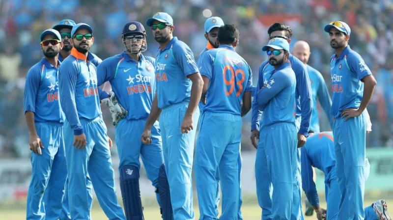 Holders India finally name Champions Trophy squad
