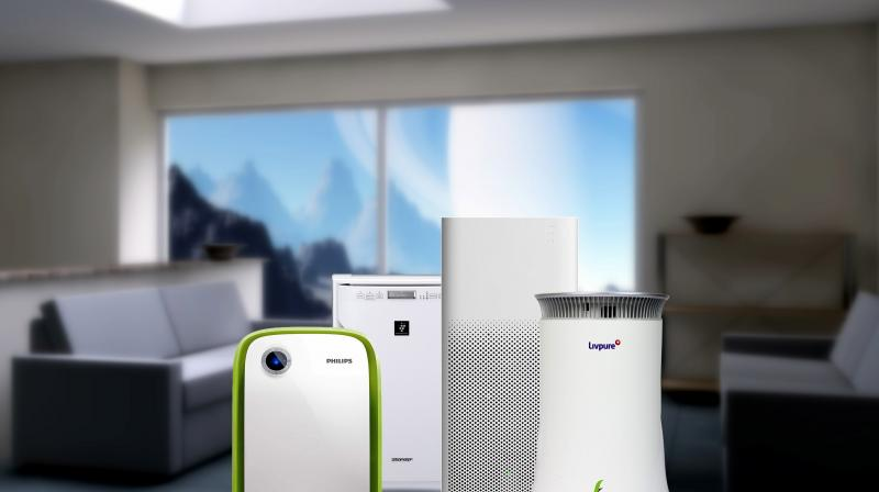 Air purifiers are ineffective if you leave the doors or windows open and are highly effective in air-conditioned rooms.