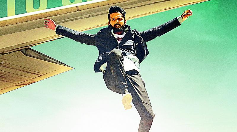 Actor Nithiin's Lie Movie review, movie rating