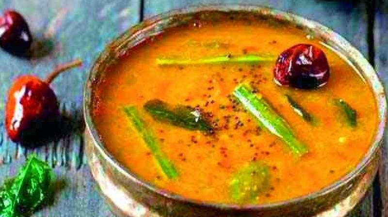 Sambar, that most popular of south Indian curries, has been proved to prevent colon cancer and medical experts say that it is the mixture of spices in the sambar powder that contributes to its effectiveness.