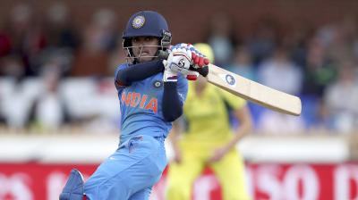 Harmanpreet Kaur has spearheaded India's attack so far (Photo: AP)
