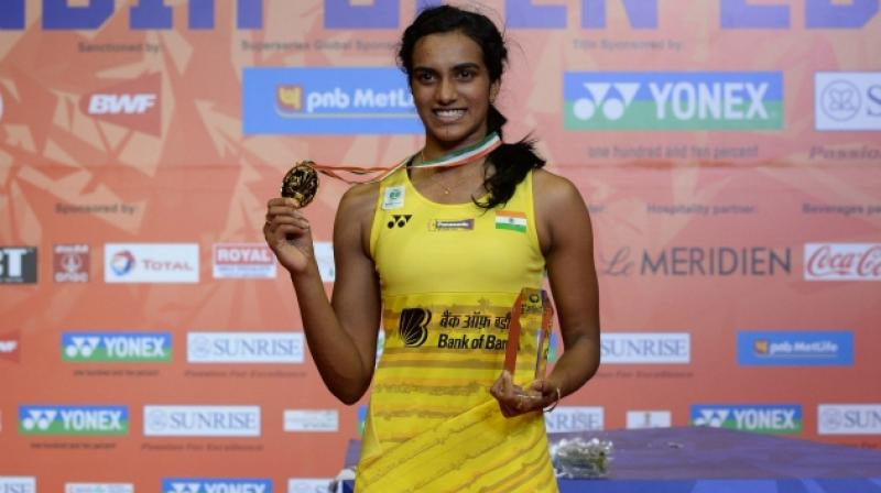Image result for Rio Olympic silver medallist PV Sindhu appointed Group-I officer in Andhra Pradesh