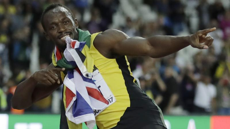 Eleven-time World Champion Usain Bolt competed in his final race on Saturday during the 2017 World Athletics Championship. However, the Jamaican sprinter had to settle for bronze as America's Justin Gatlin clinched gold. Here's a look at Bolt's major achievements as his thrilling career comes to an end. (Photo: AP)