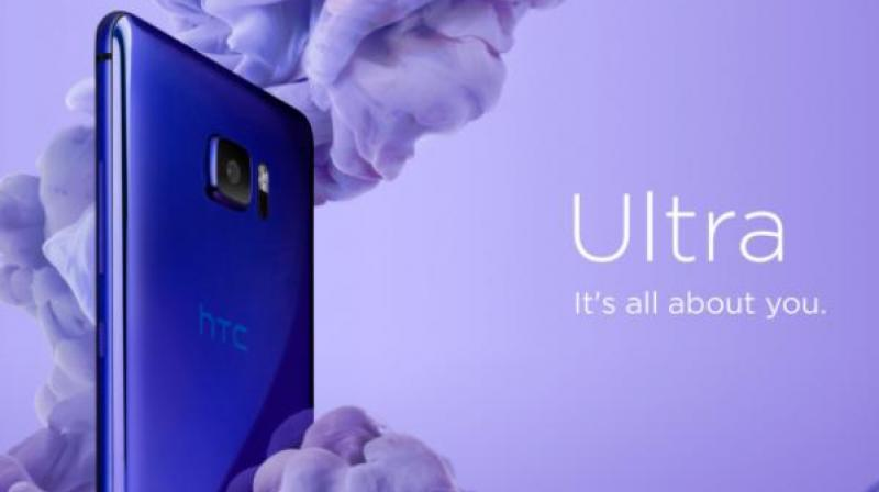 HTC U Ultra with Snapdragon 821 coming to India tomorrow