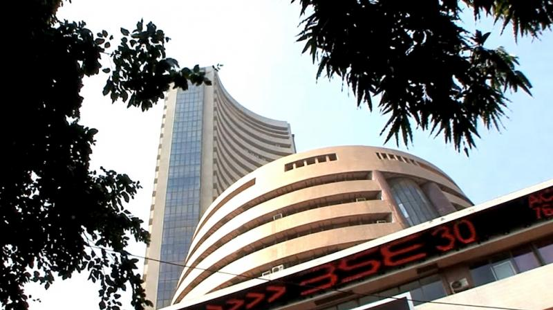 Sensex off to flying start in Muhurat trading; climbs 154 points