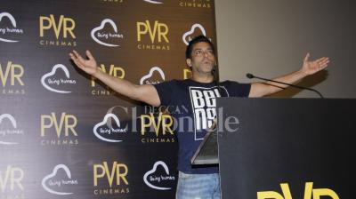 Salman Khan has had a release after 2016's 'Sultan' and the superstaris leaving no stone unturned to ensure the film is a resounding success. (Photo: Viral Bhayani)