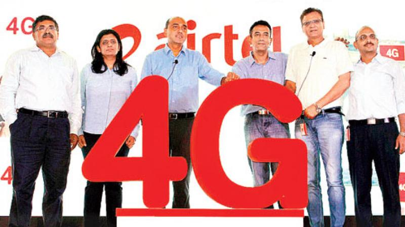 Airtel to take on Jio with 4G smartphone at Rs 2500