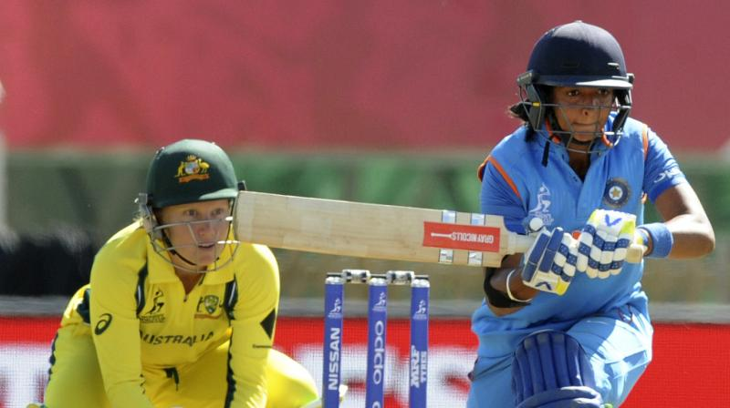 Injury forces Harmanpreet out of Women's Super League
