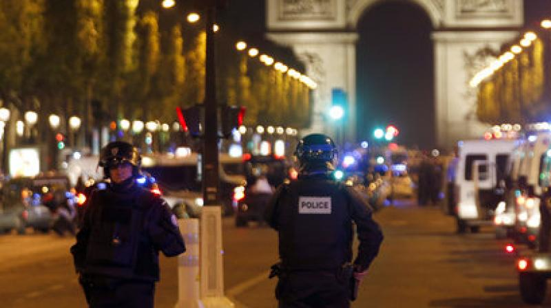ISIS Claims Responsibility in Paris Police Shooting Attack