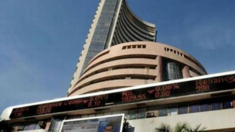 Sensex slips 41 points on profit-booking, mixed Asian cues