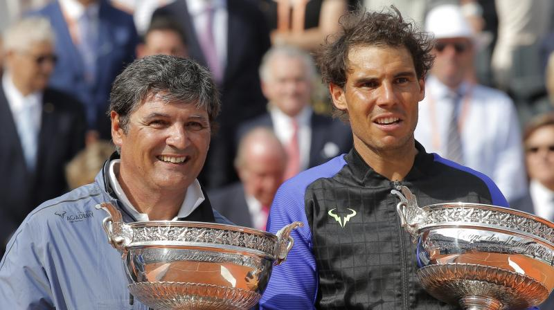 Rafael Nadal wins 2017 French Open men's title