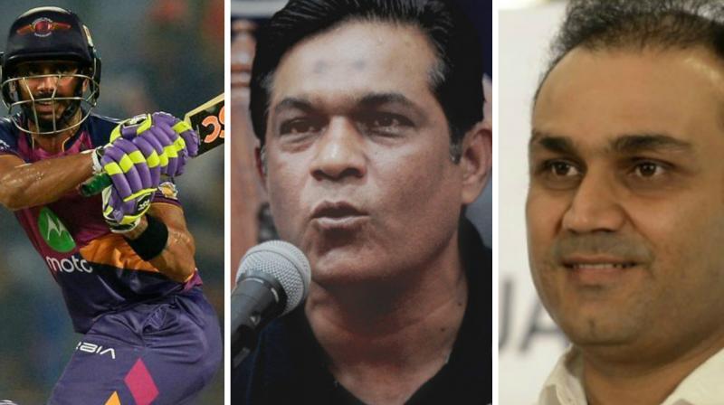 Manoj Tiwary slams Latif for attacking Sehwag