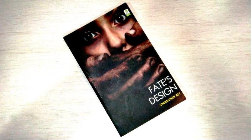 Cover of the book Fate's Design, published by Good Times Books Pvt Ltd.