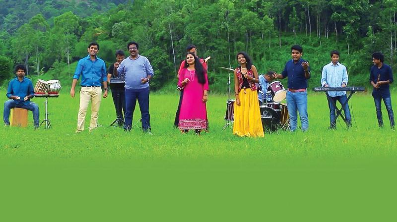 From the Maveli Nadu song.