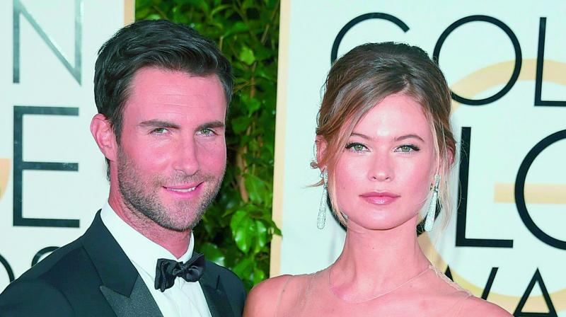 """Adam Levine's wife Behati Prinsloo pregnant with couple's second child"""""""