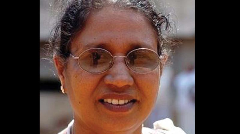 Kerala Women's Panel Head Gets Threat Letters, Parcelled Human Excreta