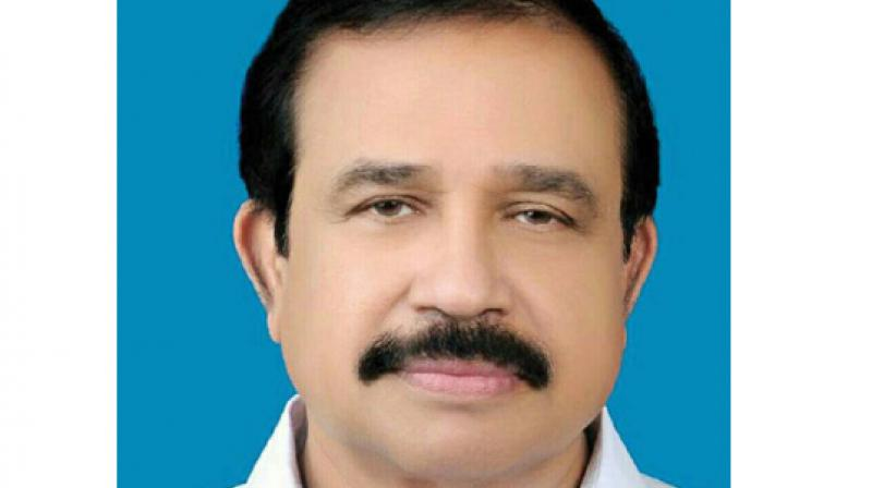 IUML announces Khader as UDF candidate for Vengara bypoll