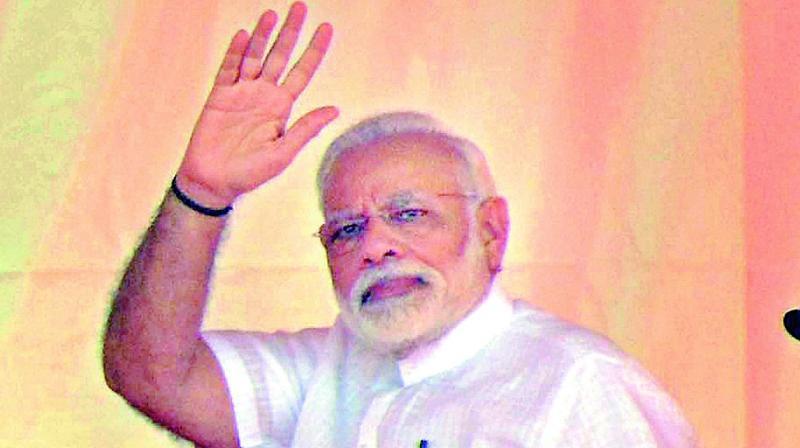 Mann Ki Baat reflects people's mind and emotion: PM Modi