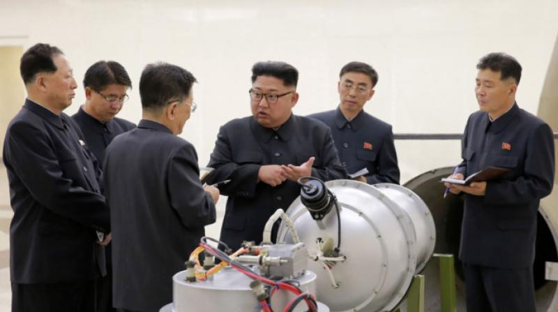 Expect 'more gift packages' - North Korea warns US
