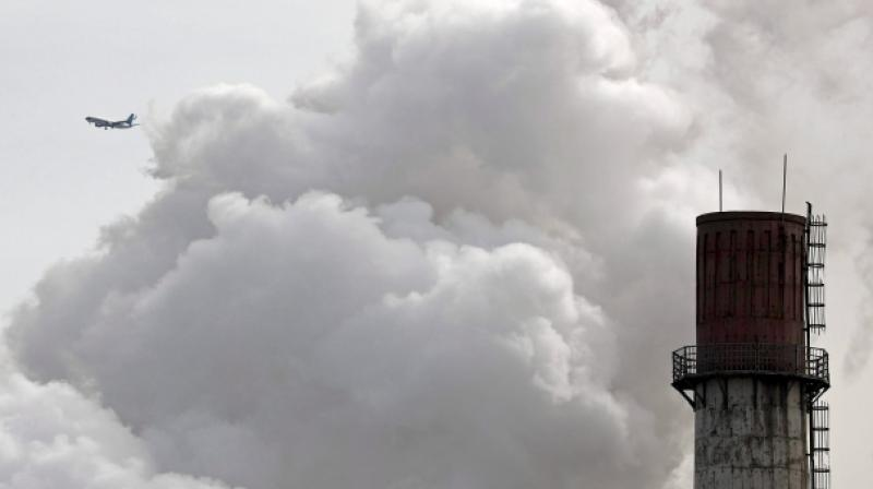Carbon emissions on track to rise this year