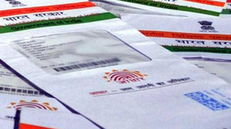 Aadhaar may be linked to country's stock market, trading of shares, MFs