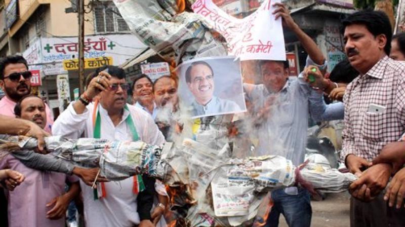Opposition unites to corner BJP over farmers' agitation