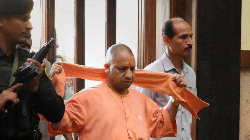 Go beyond caste and religion, think about country's development: Yogi