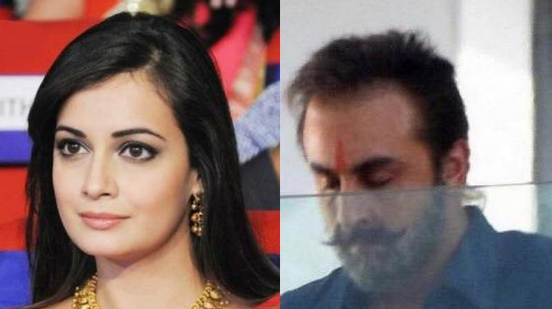 Dia Mirza UPSET Over Ranbir Kapoor's Leaked Look From Sanjay Dutt Biopic